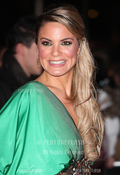 Charlotte Jackson arriving for the World Premiere of Gambit, at the Empire Leicester Square, London. 07/11/2012 Picture by: Alexandra Glen / Featureflash