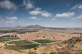 ISRAEL, Golan Heights in the North and 'Golan Heights' Vineyards