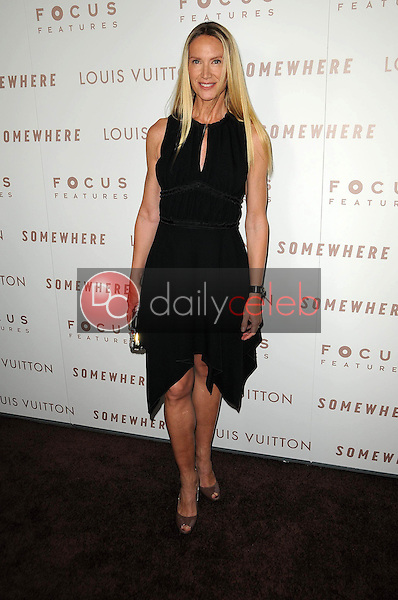 """Kelly Lynch<br /> at the Premiere Of Focus Features' """"Somewhere,"""" Arclight Theater, Hollywod, CA. 12-07-10<br /> David Edwards/DailyCeleb.com 818-249-4998"""