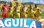 La Equidad venció 2-0 a Atlético Huila. Fecha 1 Liga Águila I-2019.