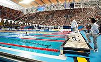 400 Individual Medley women<br /> Swimming Nuoto Kazan Arena<br /> Day17 09/08/2015  FINALS<br /> XVI FINA World Championships Aquatics <br /> Kazan Tatarstan RUS July 24 - Aug. 9 2015 <br /> Photo G.Scala/Deepbluemedia/Insidefoto