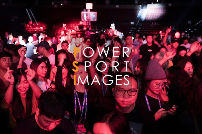 Asia League Fest during The Asia League's 'The Terrific 12' at Studio City Event Center on 21 September 2018, in Macau, Macau. Photo by Marcio Rodrigo Machado / Power Sport Images for Asia League