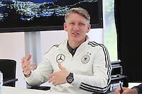 02.06.2016: Media Day der Deutschen Nationalmannschaft