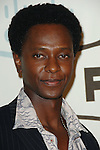 Edi Gathegi at the FOX Fall Eco-Casino Party held at  Area in West Hollywood, Ca. September 24, 2007. Fitzroy Barrett