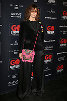 LOS ANGELES - OCT 20:  Gina Gershon at the GO Campaign Gala at the City Market Social House on October 20, 2018 in Los Angeles, CA