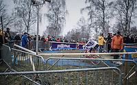 Maud Kaptheijns (BEL/Steylaerts-Verona)<br /> <br /> elite women's race<br /> GP Sven Nys 2017