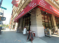 NEW YORK, NY- JUNE 22: Strand Bookstore Open for Business On Day One of Phase 2 Reopening during the coronavirus pandemic in New York City on June 22, 2020. <br /> CAP/MPI/RMP<br /> ©RMP/MPI/Capital Pictures