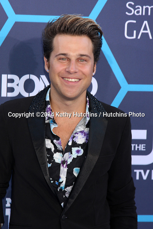 LOS ANGELES - JUL 27:  Ryan Cabrera at the 2014 Young Hollywood Awards  at the Wiltern Theater on July 27, 2014 in Los Angeles, CA