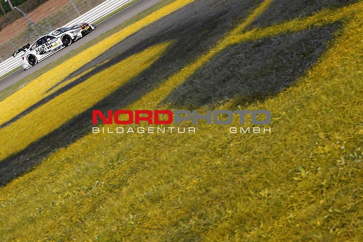 DTM 2015, 01.Lauf Hockenheimring, 01.05. - 03.05.15 <br /> Marco Wittmann (DEU#1) BMW Team RMG BMW M4 DTM <br /> <br /> <br /> <br /> Foto &copy; nordphoto /  Bratic