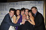 After Party on Opening Night of Boeing-Boeing starring One Life To Live Matt Walton (Benard) & Heather Parcells & Beth Leavel & Anne Horak & Brynn O'Malley & John Scherer poses with Mark Hoebee (producing artistic director) on January 22, 2012 at the Paper Mill Playhouse, Millburn, New Jersey. (Photo by Sue Coflin/Max Photos)