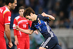 Genki Haraguchi (JPN), MARCH 29, 2016 - Football / Soccer : FIFA World Cup Russia 2018 Asian Qualifier Second Round Group E match between Japan 5-0 Syria at Saitama Stadium 2002, Saitama, Japan. (Photo by YUTAKA/AFLO SPORT)