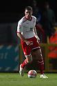 Jon Ashton of Stevenage. - Stevenage v Colchester United - npower League 1 - Lamex Stadium, Stevenage - 20th March, 2012. © Kevin Coleman 2012