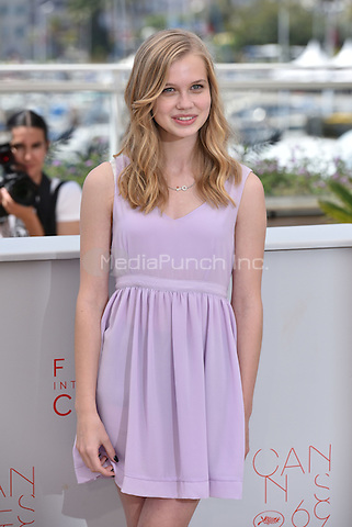 Angourie Rice at 'The Nice Guys' photocall during the 63rd International Cannes Film Festival, France<br /> May 2010<br /> CAP/PL<br /> &copy;Phil Loftus/Capital Pictures /MediaPunch ***NORTH AND SOUTH AMERICA ONLY***