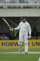 31/05/2002.Sport -Cricket - 2nd NPower Test -Second Day.England vs Sri Lanka [Mandatory Credit Peter Spurrier:Intersport Images]