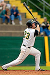 18 May 2006: Kyle Brault,  a University of Vermont Senior from Milton, VT, at bat against the University of Maine Black Bears, at Historic Centennial Field, in Burlington, Vermont...Mandatory Photo Credit: Ed Wolfstein Photo.