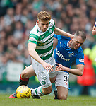 Stuart Armstrong and Clint Hill