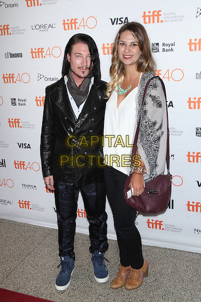 Toronto, Canada - September 13: Adam Thomas Moryto attends the 'Born To Be Blue' premiere at the 2015 Toronto International Film Festival on September 13, 2015 in Toronto, Canada.<br /> CAP/MPI/COR<br /> &copy;COR/MPI/Capital Pictures
