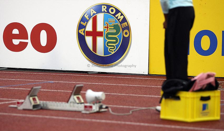 Photo: Paul Thomas/Richard Lane Photography..Norwich Union British Grand Prix, Sheffield. 15/07/2007...Alfa Romeo, Women's 400m.