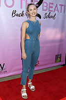 """LOS ANGELES - MAR 8:  Erin Reese at the """"To the Beat! Back 2 School"""" World Premiere Arrivals at the Laemmle NoHo 7 on March 8, 2020 in North Hollywood, CA"""