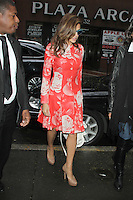 May 09, 2012: Eva Mendes at NBC's Today Show to talk about her new movie Girl in Progress in New York City. Credit: RW/MediaPunch Inc.