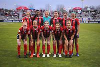 Boyds, MD - Saturday,April 13, 2019: Washington Spirit vs Sky Blue FC at Maureen Hendricks Field, Maryland SoccerPlex.