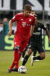 12.08.2018, Commerzbank - Arena, Frankfurt, GER, Supercup, Eintracht Frankfurt vs FC Bayern M&uuml;nchen , <br />DFL REGULATIONS PROHIBIT ANY USE OF PHOTOGRAPHS AS IMAGE SEQUENCES AND/OR QUASI-VIDEO.<br />im Bild<br />Javi Mart&iacute;nez (M&uuml;nchen)<br /> <br /> Foto &copy; nordphoto / Bratic