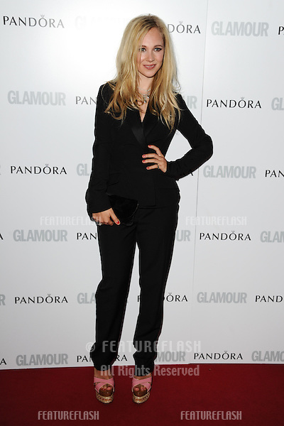 Juno Temple arriving for the 013 Glamour Women of The Year Awards, Berkeley Square, London. 04/06/2013 Picture by: Steve Vas / Featureflash