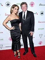 06 October 2018 - Beverly Hills, California - Lisa LoCicero, Nigel Lythgoe. 2018 Carousel of Hope held at Beverly Hilton Hotel. <br /> CAP/ADM/BT<br /> &copy;BT/ADM/Capital Pictures
