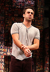 Michael Tacconi performing in the 'BARE' A first look preview at the New World Stages in New York City on 11/12/2012