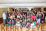 Christmas Fun<br /> -------------------<br /> The annual Christmas gathering of T.F.I.C, Tralee Fillipino Irish Community was held in the Manor West hotel, Tralee, last Saturday night and what a lovely warm night they had.