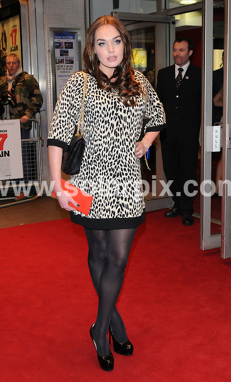**ALL ROUND PICTURES FROM SOLARPIX.COM**.**WORLDWIDE SYNDICATION RIGHTS**.the UK Film Premiere of 17 Again at the Odeon West End, London, UK. 26 March 2009..This pic: Tamara Ecclestone..JOB REF: 8724 SSD     DATE: 26_03_2009.**MUST CREDIT SOLARPIX.COM OR DOUBLE FEE WILL BE CHARGED**.**ONLINE USAGE FEE GBP 50.00 PER PICTURE - NOTIFICATION OF USAGE TO PHOTO @ SOLARPIX.COM**.**CALL SOLARPIX : +34 952 811 768 or LOW RATE FROM UK 0844 617 7637**