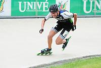 INLINE-SKATEN: HEERDE: Skeeler- en Skatecentrum Hoornscheveen, Europa Cup/Univé Skate Off, 05-05-2012, Bart Swings (#45), ©foto Martin de Jong
