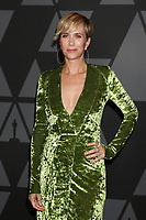 HOLLYWOOD, CA - NOVEMBER 11: Kristen Wiig at the AMPAS 9th Annual Governors Awards at the Dolby Ballroom in Hollywood, California on November 11, 2017. Credit: David Edwards/MediaPunch /NortePhoto.com
