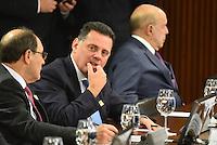 BRASÍLIA, DF, 20.06.2016 – TEMER-GOVERNADORES – O governador de Goiás, Marconi Perilo durante reunião com Governadores, na tarde desta segunda-feira, 20, no Palácio do Planalto.  (Foto: Ricardo Botelho/Brazil Photo Press)