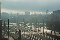 Fog in Seattle 11-27