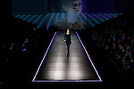 MADRID, SPAIN - FEBRUARY 04: A model walks the runway in the Aristocrazy fashion show during the Mercedes-Benz Fashion Week Madrid Autumn/Winter 2012 at Ifema on February 4, 2012 in Madrid, Spain. (Photo by Juan Naharro Gimenez)