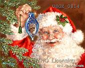 Dona Gelsinger, CHRISTMAS SANTA, SNOWMAN, classical, paintings(USGE0814,#X#) Weihnachtsmänner, Papá Noel, Weihnachten, Navidad, illustrations, pinturas klassisch, clásico