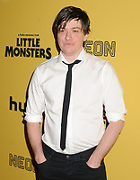 """08 October 2019 - New York, New York - Abe Forsythe. """"Little Monsters"""" New York Premiere held at AMC Lincoln Square Theater. <br /> CAP/MPI/ADM<br /> ©ADM/MPI/Capital Pictures"""