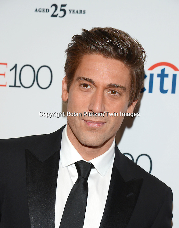 David Muir attends the TIME 100 Issue celebrating the 100 Most Influential People in the World on April 21, 2015 <br /> at Frederick P Rose Hall at Lincoln Center in New York City, New York, USA.<br /> <br /> photo by Robin Platzer/Twin Images<br />  <br /> phone number 212-935-0770