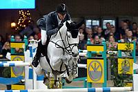 ZUIDBROEK - Paardensport, ICCH Zuidbroek, springen internationaal Grote Prijs , 05-01-2019, Jur Vrieling met KM Chalcedon