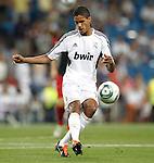 Real Madrid's Raphael Varane during Santiago Bernabeu Cup on august 24th 2011...Photo: Cesar Cebolla / ALFAQUI