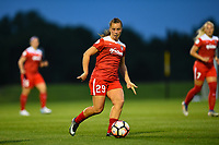 Boyds, MD - Saturday May 20, 2017: Meggie Dougherty Howard during a regular season National Women's Soccer League (NWSL) match between the Washington Spirit and FC Kansas City at Maureen Hendricks Field, Maryland SoccerPlex.