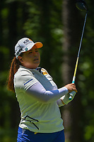 Inbee Park (KOR) watches her tee shot on 2 during round 1 of the U.S. Women's Open Championship, Shoal Creek Country Club, at Birmingham, Alabama, USA. 5/31/2018.<br /> Picture: Golffile | Ken Murray<br /> <br /> All photo usage must carry mandatory copyright credit (&copy; Golffile | Ken Murray)