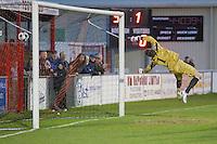 Eastbourne Borough FC (0) v Truro City FC (0) 17.11.12