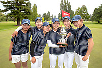 Toro New Zealand Womens Interprovincial Tournament, Waitikiri Golf Club, Christchurch, New Zealand, Saturday 8th December 2018. Photo:Martin Hunter /www.bwmedia.co.nz