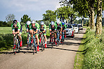 Baby Dump Cyclingteam (BDP), Stage 2: Team Time Trial, 62th Olympia's Tour, Netterden, The Netherlands, 13th May 2014, Photo by Pim Nijland / Peloton Photos