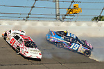 Feb 7, 2009; 4:50:51 PM; Daytona Beach, FL, USA; ARCA Remax Series Event 1 for the Lucas Oil Slick Mist 200 at Daytona International Speedway.  Mandatory Credit: (thesportswire.net)