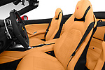 Front seat view of 2016 Ferrari California-T 2 Door Convertible Front Seat  car photos