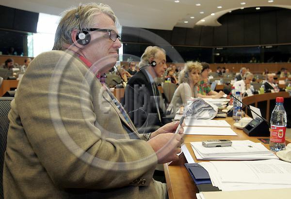 BRUSSELS - BELGIUM - 12 JULY 2006 -- MEP Lasse LEHTINEN, (Finland) Socialist Group in the European Parliament. -- PHOTO: JUHA ROININEN / EUP-IMAGES