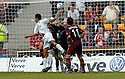 12/08/2006        Copyright Pic: James Stewart.File Name : sct_jspa17_motherwell_v_aberdeen.MOTHERWELL KEEPER GRAEME SMITH SEEMS TO BE IMPEADED B Y KARIM TOUZANI JUST BEFORE DARREN MACKIE SCORED ABERDEEN'S SECOND.......Payments to :.James Stewart Photo Agency 19 Carronlea Drive, Falkirk. FK2 8DN      Vat Reg No. 607 6932 25.Office     : +44 (0)1324 570906     .Mobile   : +44 (0)7721 416997.Fax         : +44 (0)1324 570906.E-mail  :  jim@jspa.co.uk.If you require further information then contact Jim Stewart on any of the numbers above.........